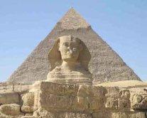 Mısır Piramitleri'ne 3 boyutlu yolculuk