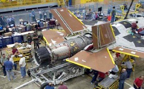 F-135 motorları Türkiye'de üretilecek